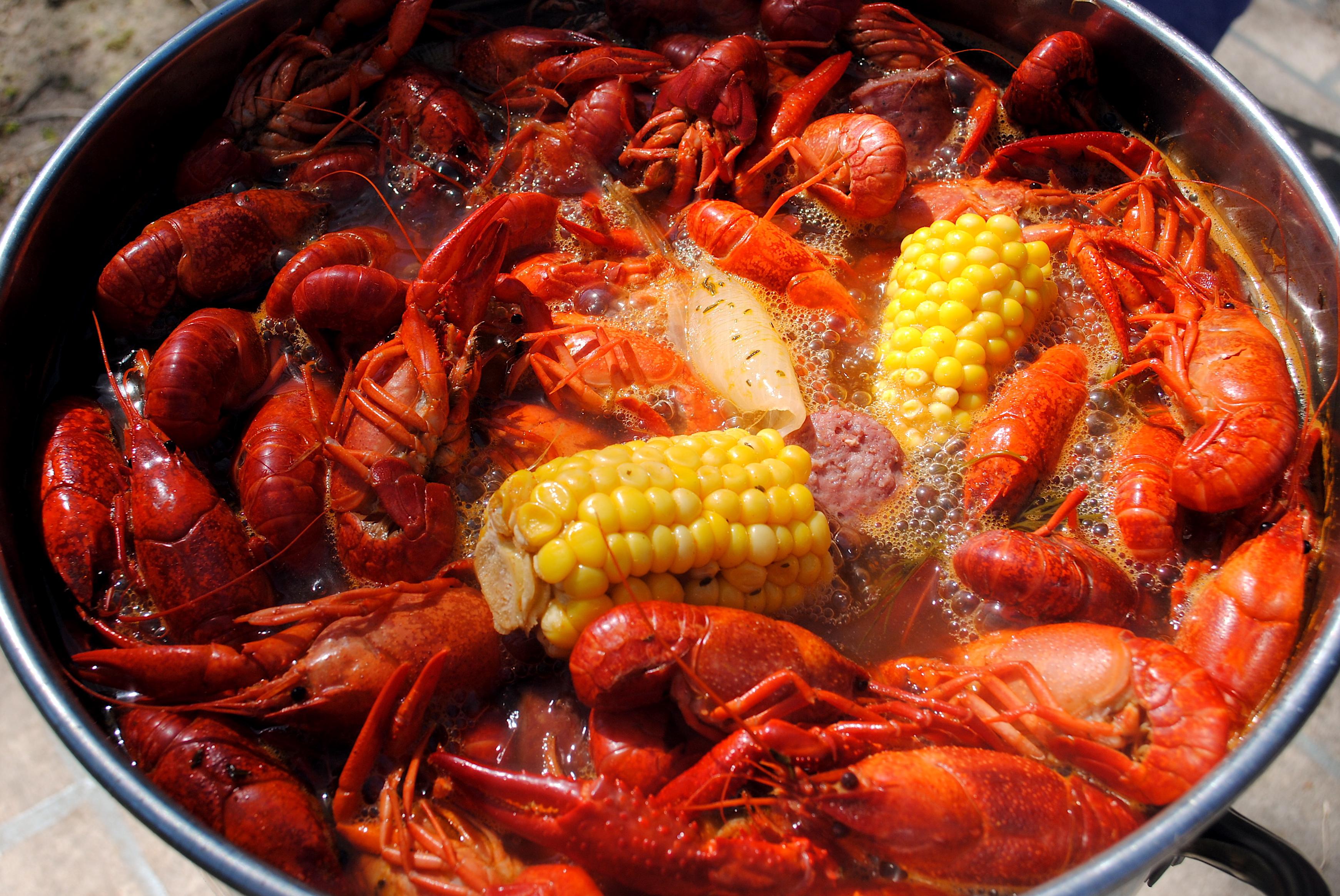 ... crawfish boil recipe cajun crawfish boil 6th annual crawfish boil