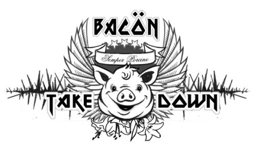 houston bacon takedown